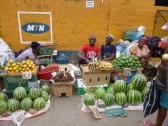 Markt in Kabwe
